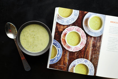 the fresh 20 broccoli cheddar soup from @janemaynard at thisweekfordinner.com
