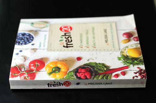 the fresh 20 cookbook | @janemaynard at thisweekfordinner.com