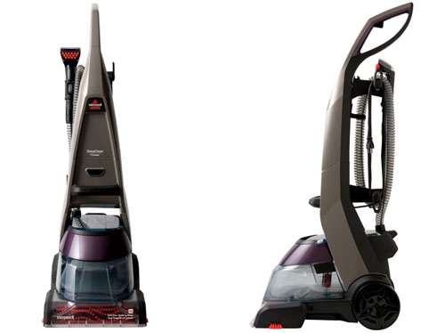 BISSELL DeepClean Premiere Upright Carpet Cleaner Review & Giveaway | thisweekfordinner.com
