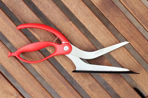 dreamfarm scizza pizza scissors | thisweekfordinner.com