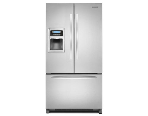 KitchenAid Counter-Depth French Door Fridge | thisweekfordinner.com