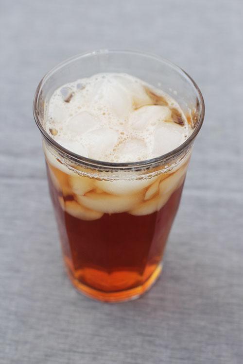 keurig brewer and lipton k-cup giveaway from @janemaynard (lipton sweet iced tea k-cup pictured)