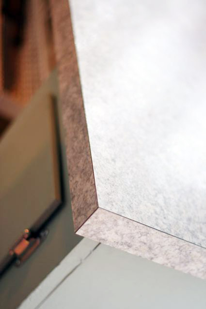 Wilsonart HD Countertop Makeover After Pictures from @janemaynard