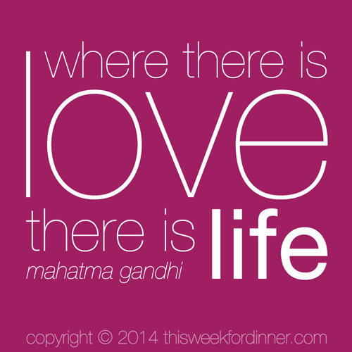 free printable gandhi quote from @janemaynard