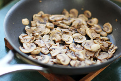 best sautéed mushrooms ever from @janemaynard