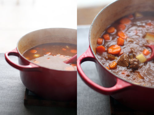 boozy beef stew from @janemaynard