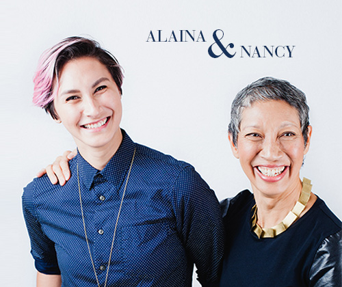 Interview with Q Squared NYC founders and mother-daughter team Nancy and Alaina from @janeymaynard