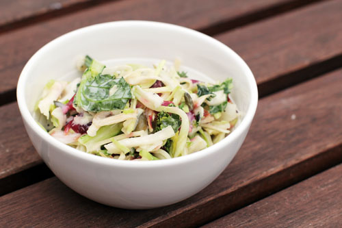 call for recipes: kale recipe roundup from @janemaynard | kale salad from costco