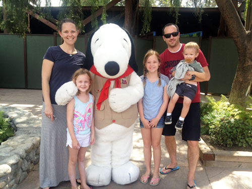 visit to knott's berry farm by @janemaynard