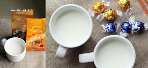 lindt hot chocolate - easy and delicious!  from @janemaynard