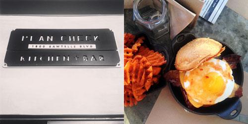 plan check kitchen + bar by @janemaynard