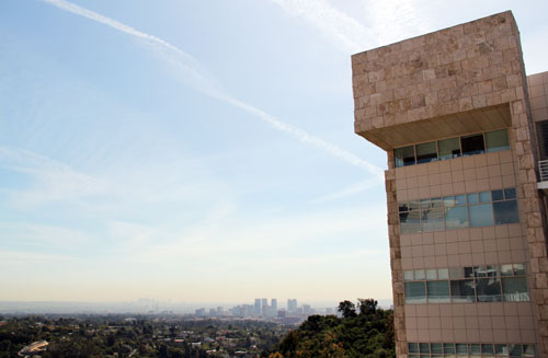view from the getty museum by @janemaynard