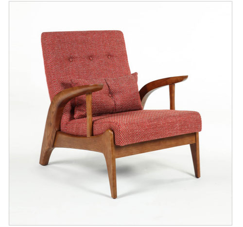 wimsey club arm chair from dot & bo by @janemaynard