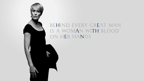 the awesome that is house of cards on netflix from @janemaynard