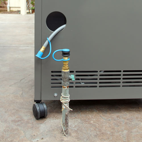 Gas Grill Line Images