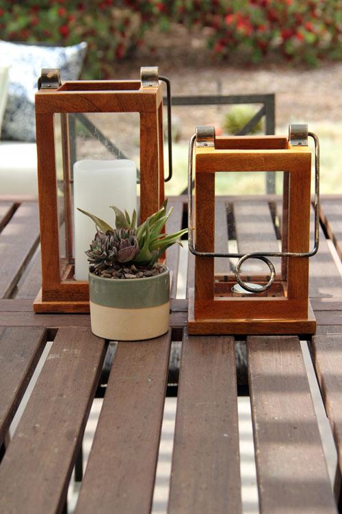 allen + roth lanterns | patio makeover by @janemaynard
