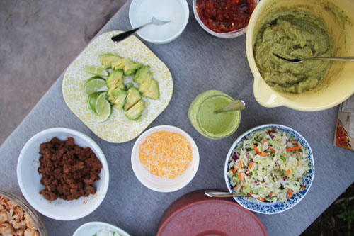 how to cook the perfect taco night by @janemaynard