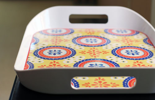 montecito melamine serving trays by q squared nyc by @janemaynard