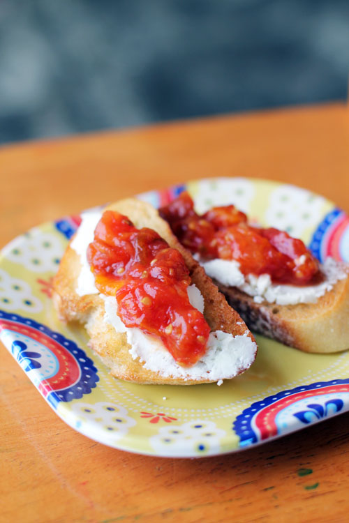 recipe for tomato jam from @janemaynard | thisweekfordinner.com