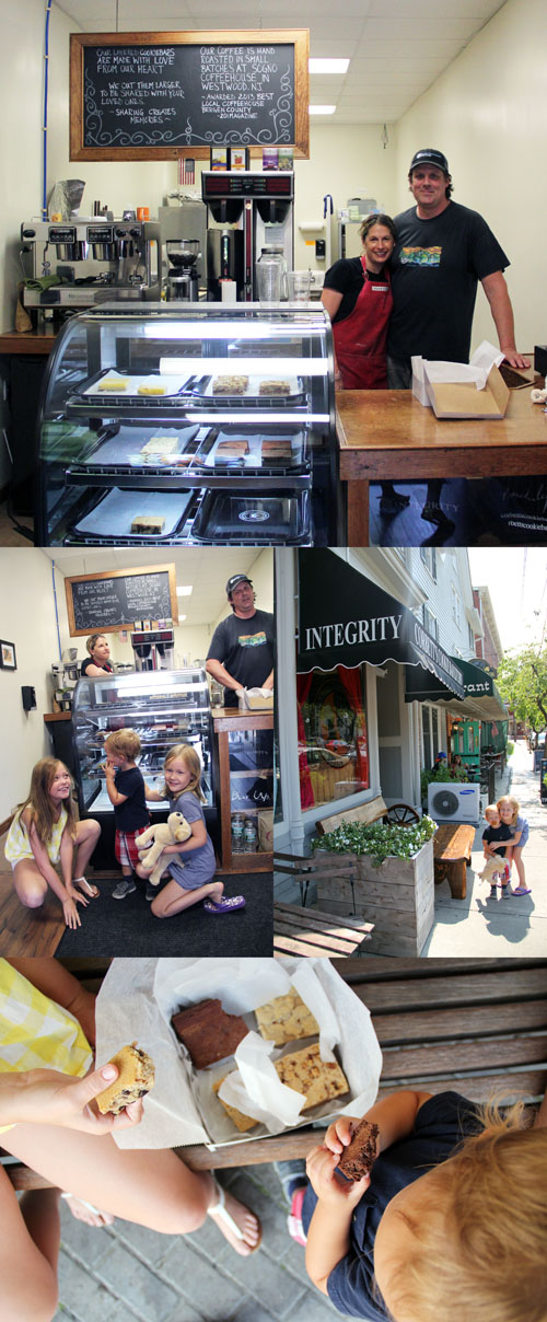 a visit to corbett's cookie bar kitchen in warwick, ny by @janemaynard
