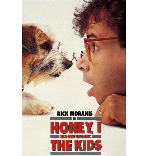 honey, I shrunk the kids on netflix from @janemaynard