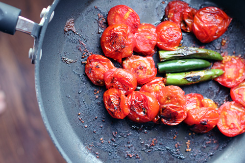 serrano salsa by @janemaynard