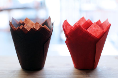 tulip muffin liners