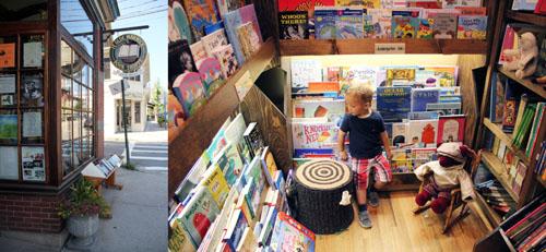 a visit to ye olde warwick book shoppe in warwick, ny by @janemaynard