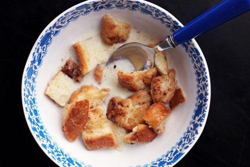 milk toast by @janemaynard