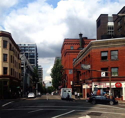 A Quick Visit to Portland, OR by @janemaynard  #blog2farm