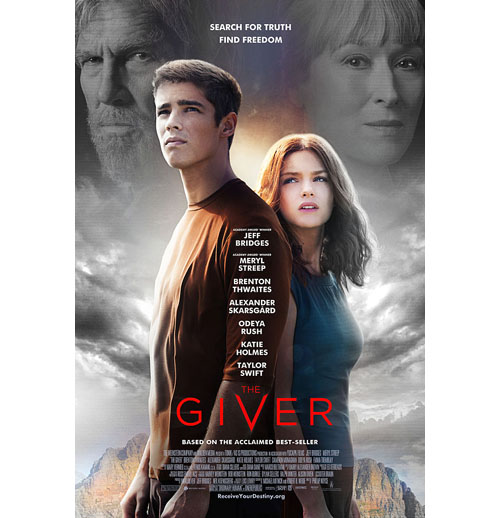 review of 'the giver' movie by @janemaynard