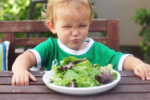 crazy ways to get kids to eat veggies