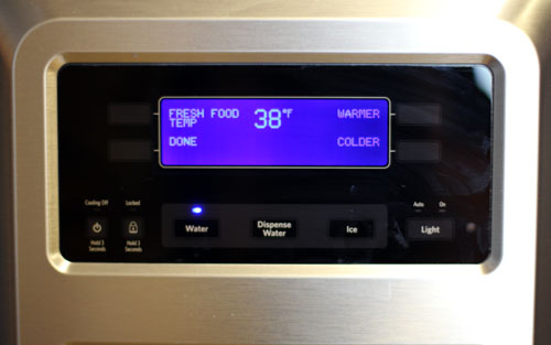 kitchenaid extendfresh temperature control system from @janemaynard