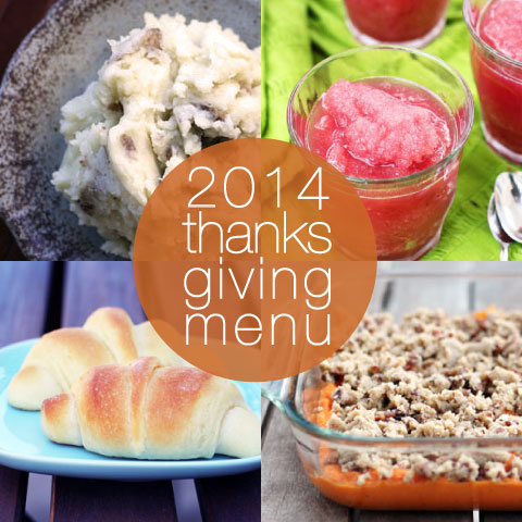 2014 thanksgiving menu from @janemaynard