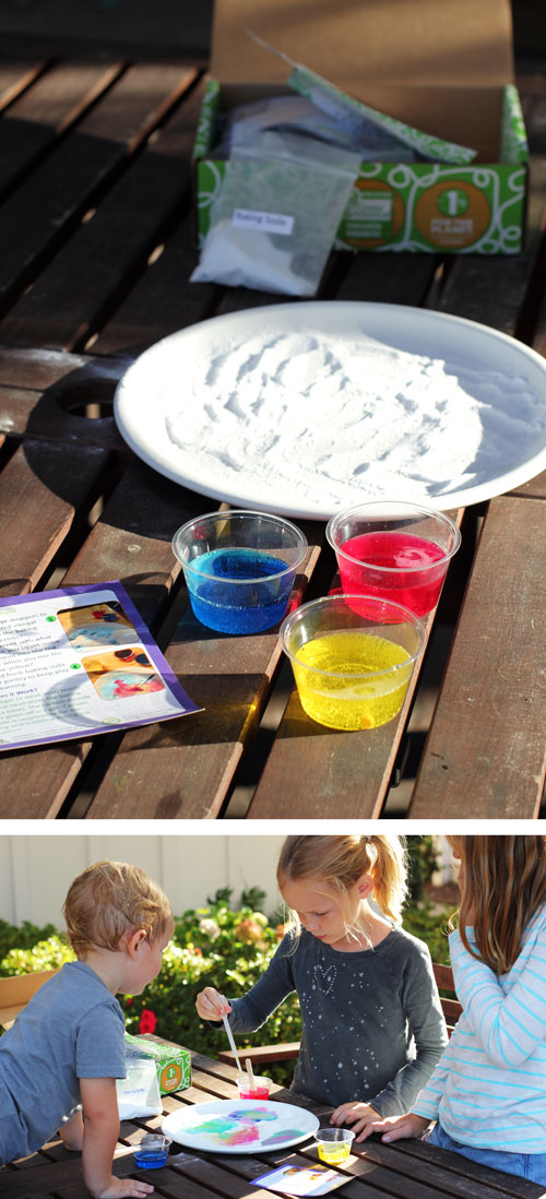 green kid crafts - kitchen science kit - review and giveaway from @janemaynard