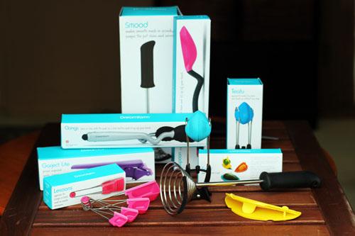 dreamfarm holiday gift ideas and giveaway from @janemaynard - fabulous kitchen gadgets!