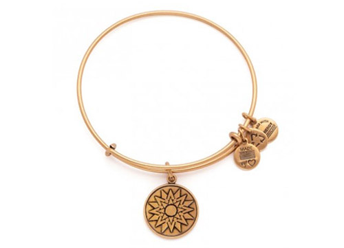 buy the alex and ani new beginnings bracelet to support ONE this giving tuesday! #givingtuesday