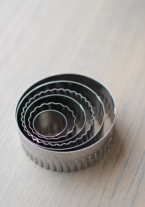 why you NEED a set of nesting round cookie cutters from @janemaynard