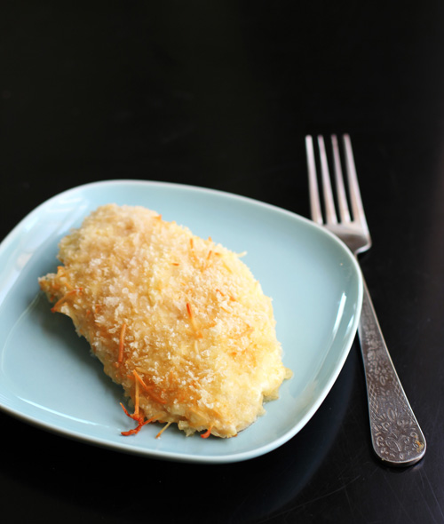 Super Easy And Delicious Parmesan Crusted Chicken From @janemaynard