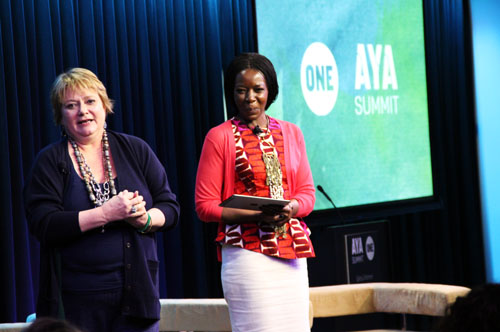 ONE AYA Summit from @janemaynard