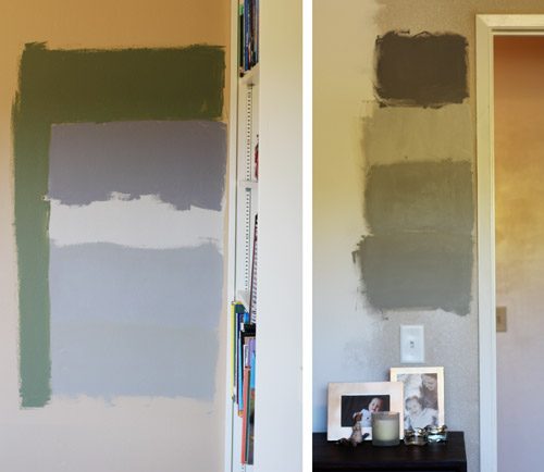 tips for choosing paint colors for the house from @janemaynard