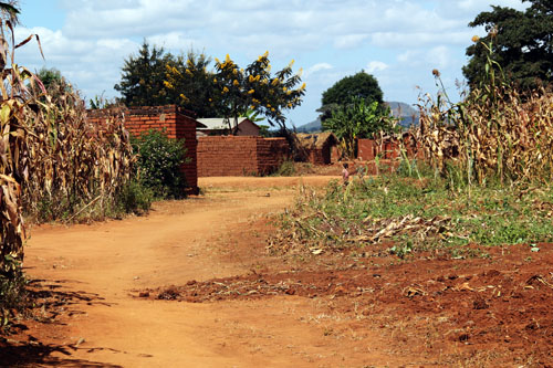 snapshots of malawi: gomani village | by @janemayanrd