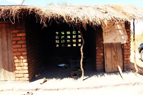 snapshots from malawi: electricity in malawi, village kitchen | from @janemaynard