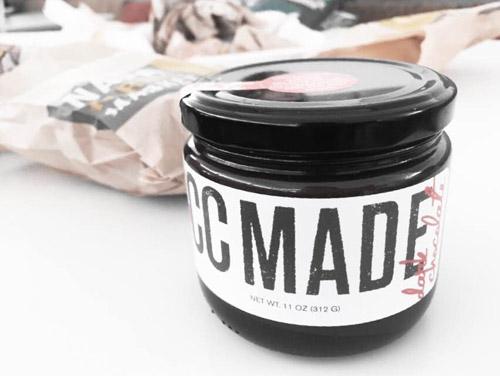 fab fave: cc made dark chocolate caramel sauce from @janemaynard