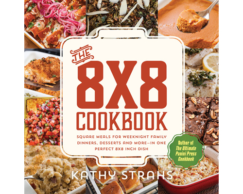 The 8x8 Cookbook and Kickstarter | Recipe for Honey-Glazed Chicken by Kathy Strahs from @janemaynard