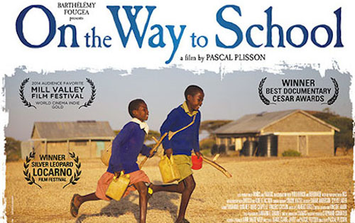 "documentary ""on the way to school"" is on netflix"