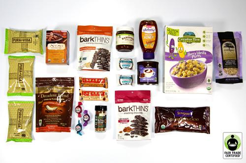 Fair Trade Goodies Giveaway!