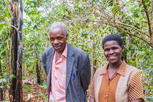fair trade usa | chelimo annet, ugandan farmer | recipe for chocolate lava cakes from @janemaynard #befair