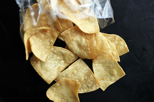 why grocery store tortilla chips are the BEST