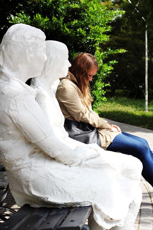 New Orleans City Park Sculpture Garden